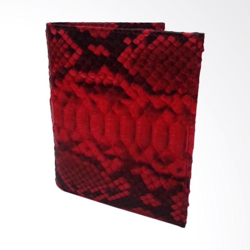 Whiteblue Model Tegak Dompet Pria - Merah