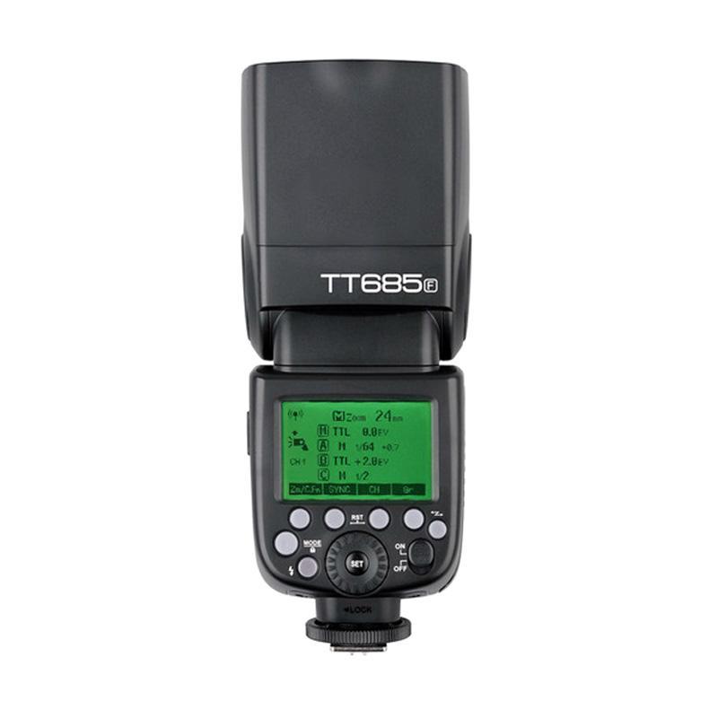 Godox TT685F Speedlite Flash Kamera for Fujifilm