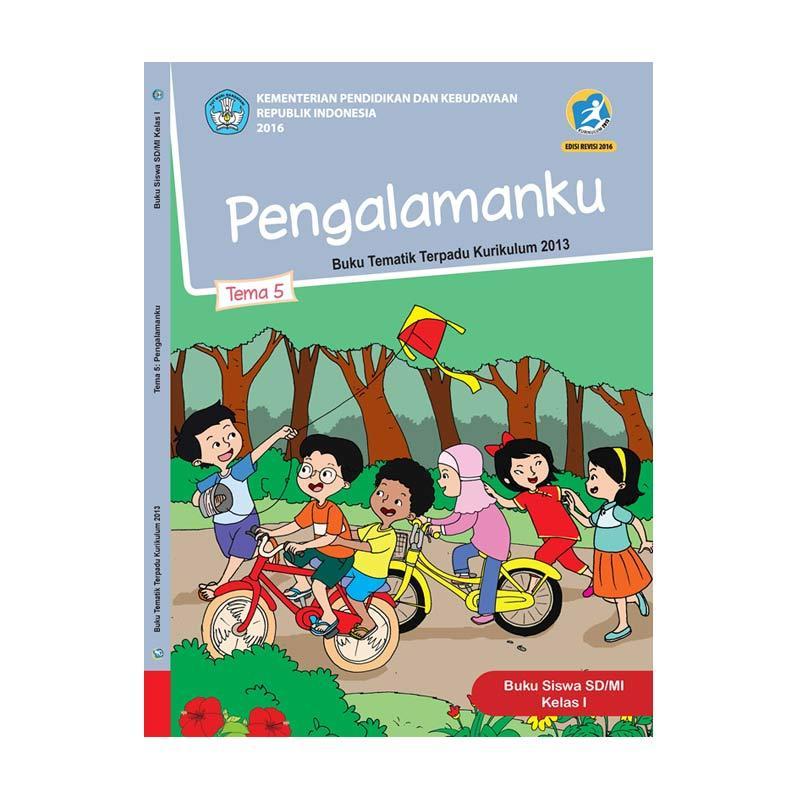 Jual Dwieka Buku Tematik Kelas 1 Tema 5 By Dinas Pendidikan Buku Edukasi Anak Online Januari 2021 Blibli