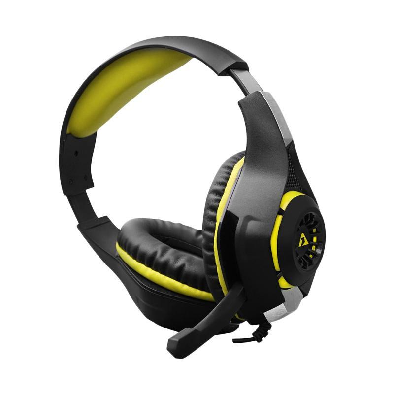 Armaggeddon Pulse 6 Gaming Headset - Kuning