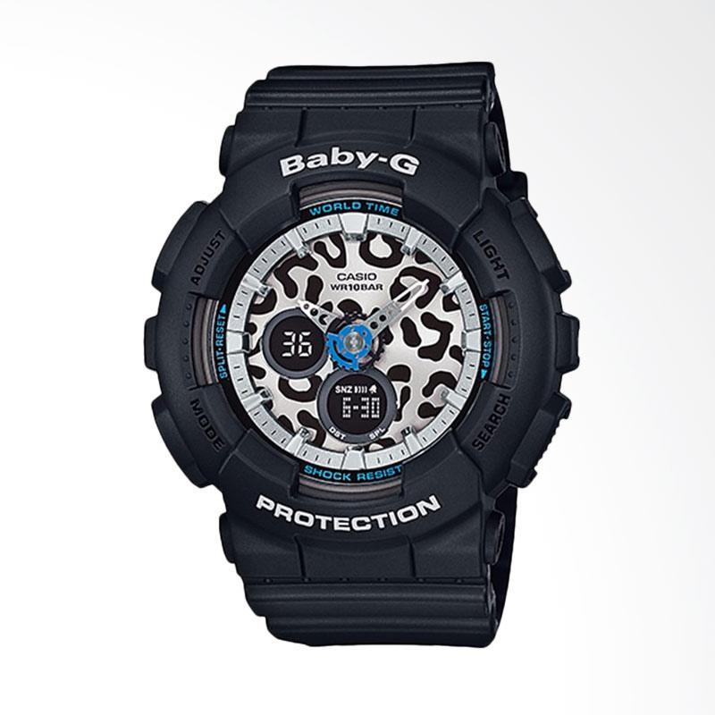 CASIO Baby-G BA-120LP-1ADR Jam Tangan Wanita - Black