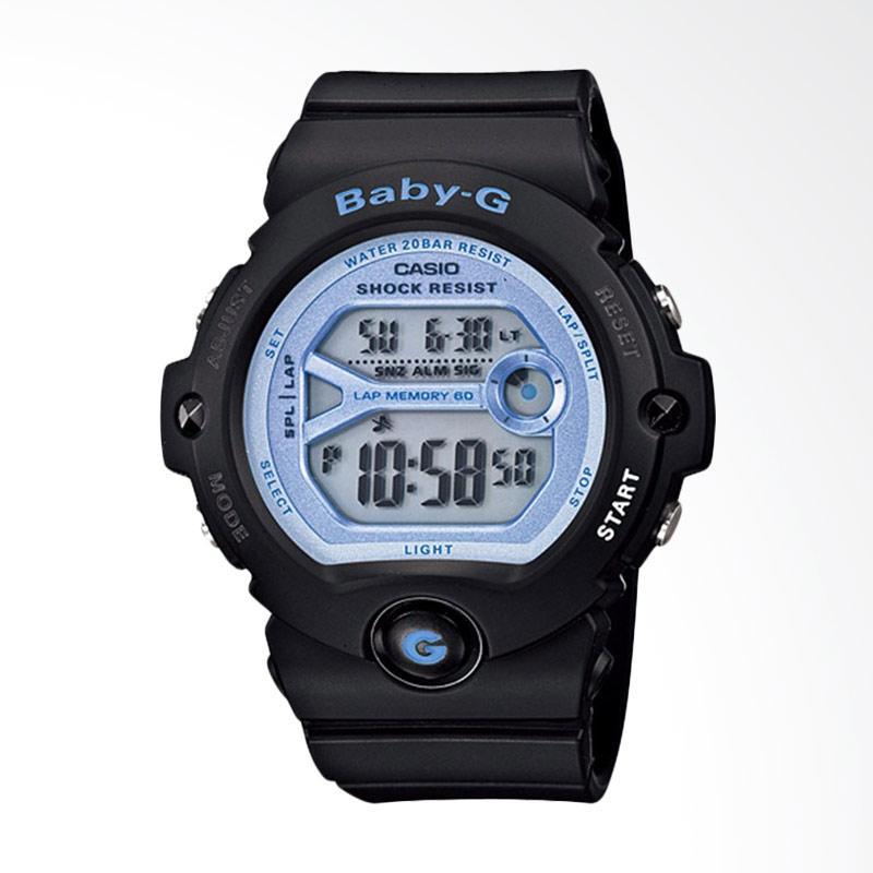 CASIO Baby-G BG-6903-1DR Jam Tangan Wanita - Black Blue