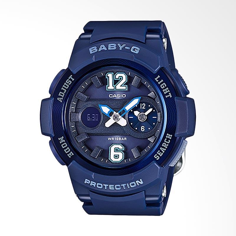 CASIO Baby-G BGA-210-2B2DR Jam Tangan Wanita - Blue