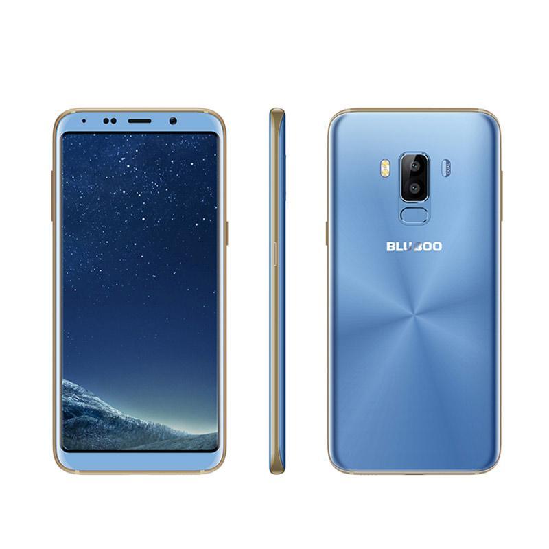 Bluboo S8 Smartphone - Blue [32 GB/3 GB]