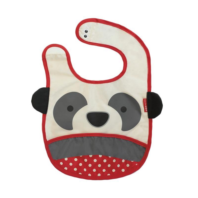Skiphop Zoo Bib Panda Celemek Bayi