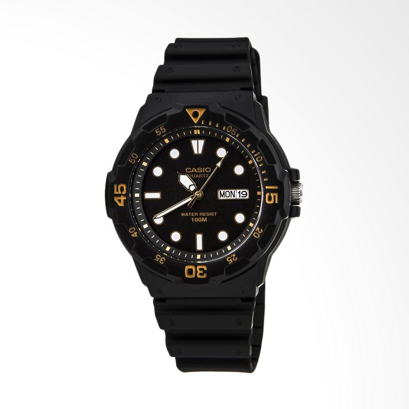 Casio Men's Sport Analog Dive Watch Jam Tangan Pria MRW200H-1EV