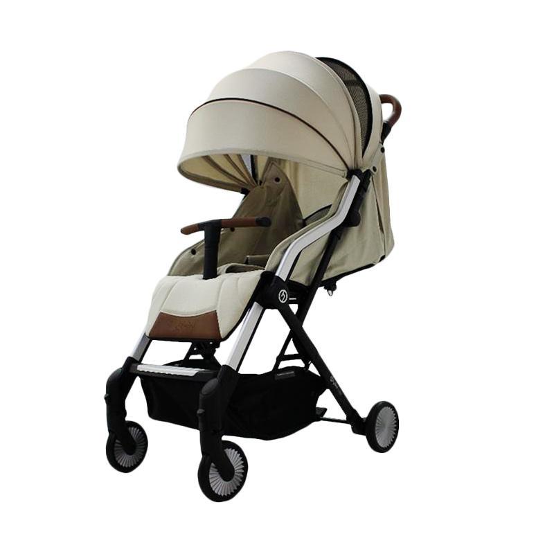 harga Hybrid Cabi Stroller HY-3001-IV Kereta Dorong Bayi - Ivory (PRE ORDER) Blibli.com