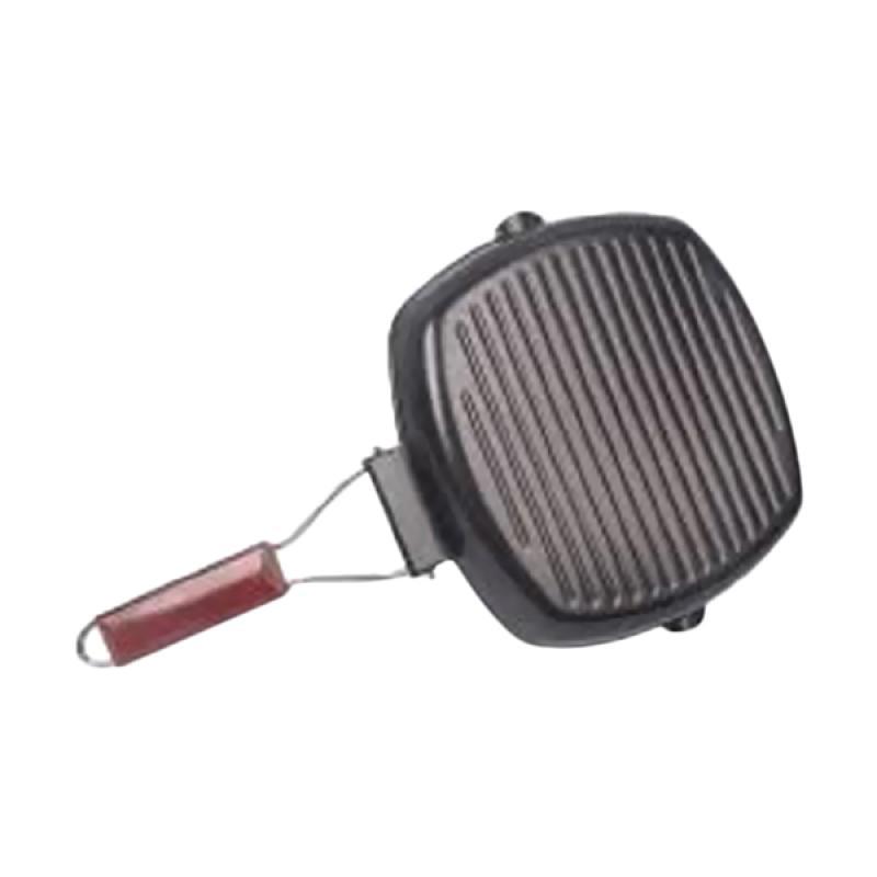 GCC Square Grill Pan Wajan Panggang Serbaguna