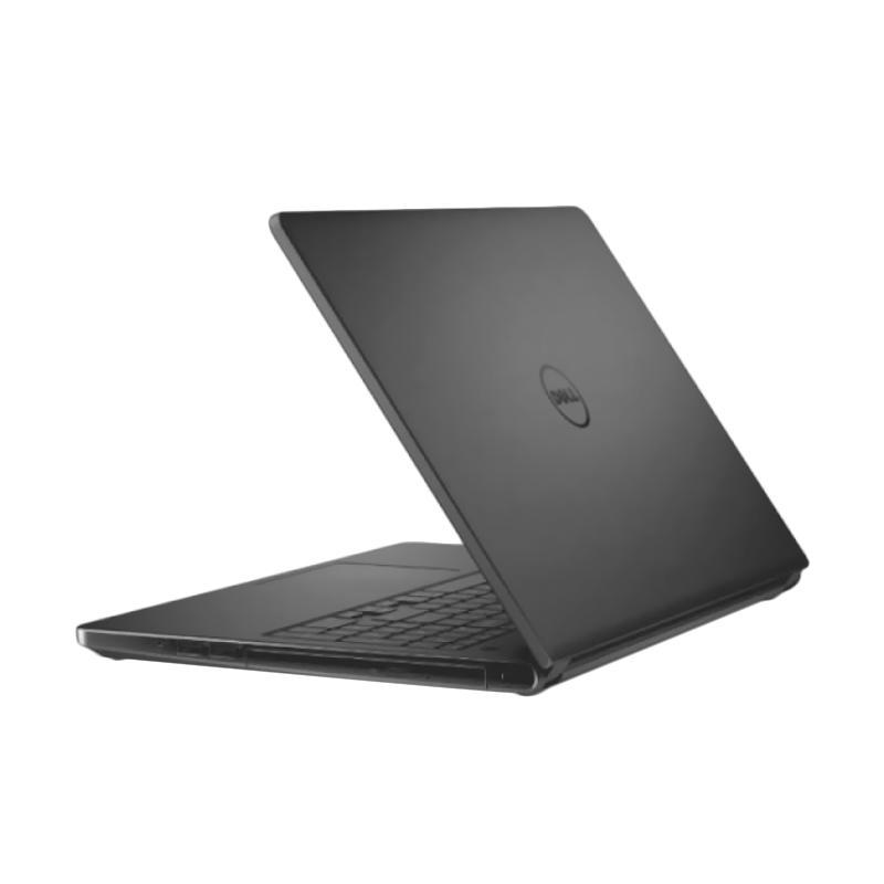 Dell Inspiron 3467 Notebook - Black [Ci3-6006U/4GB/1TB/Intel HD Onboard/Windows 10]