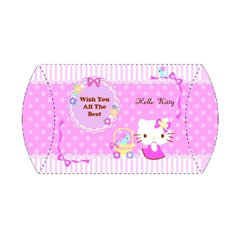 Buy 1 Get 1 - Something Sweet BX1609-KT002 Wish You All The Best Gift Box Sanrio [Small]