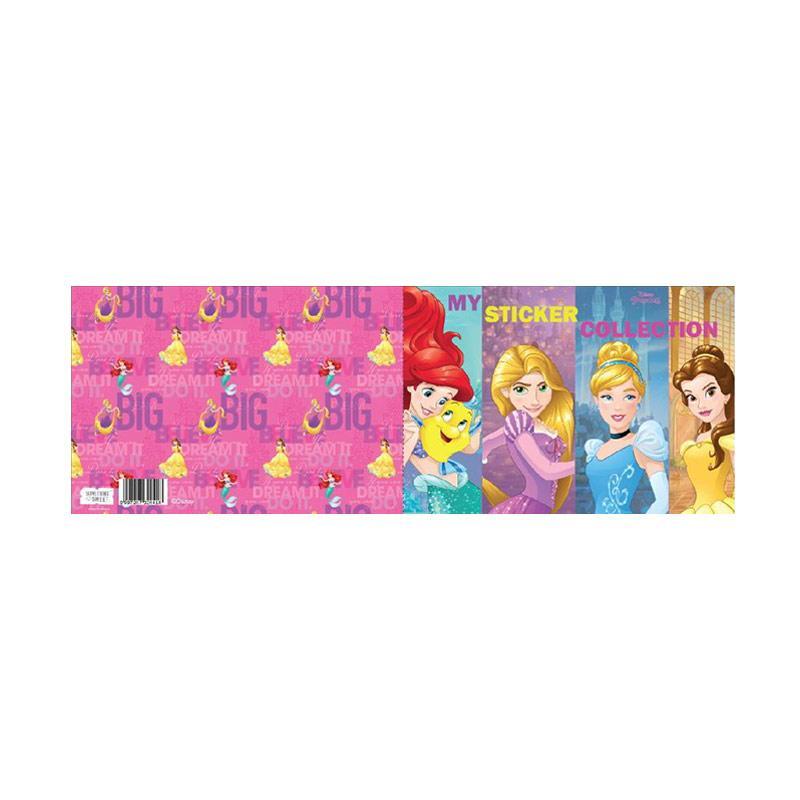 Something Sweet STB2115-PR006 Disney Princess Dare to Dream Sticker Book