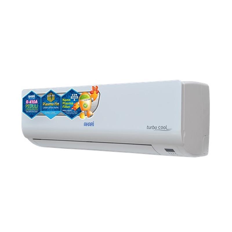 Akari AC-0568GLW AC Split Unit Only  - Putih [Low Watt/ 1/2 PK]