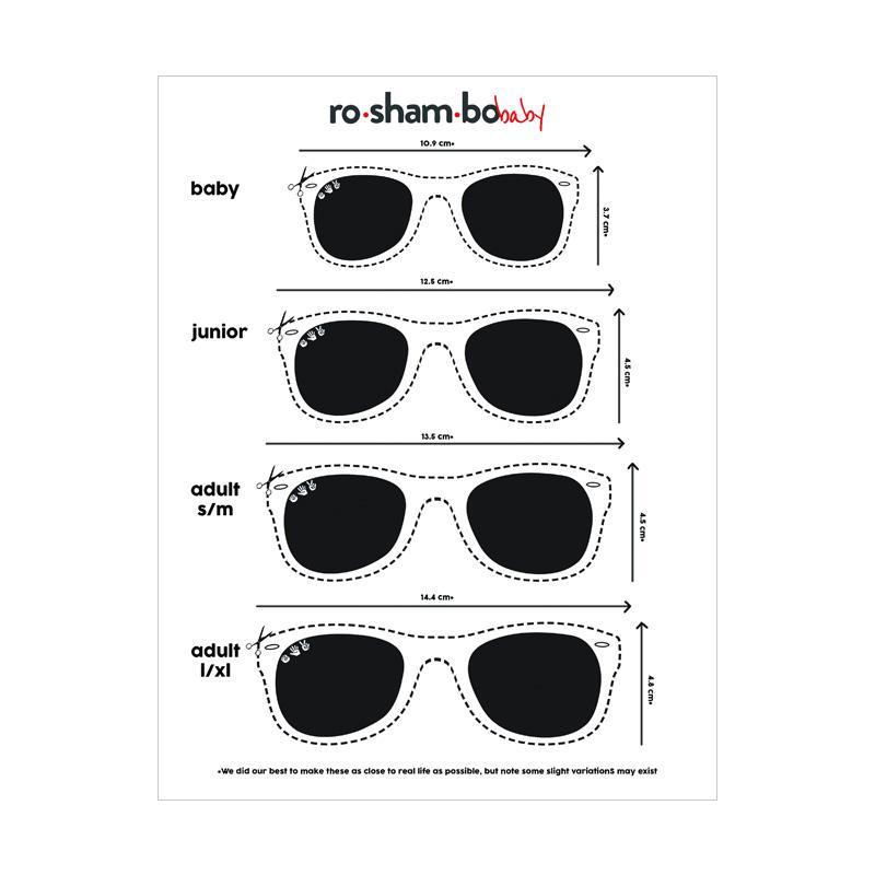Jual Roshambo Adult Shade Polarized Mcfly Kacamata Anak [S-M ...