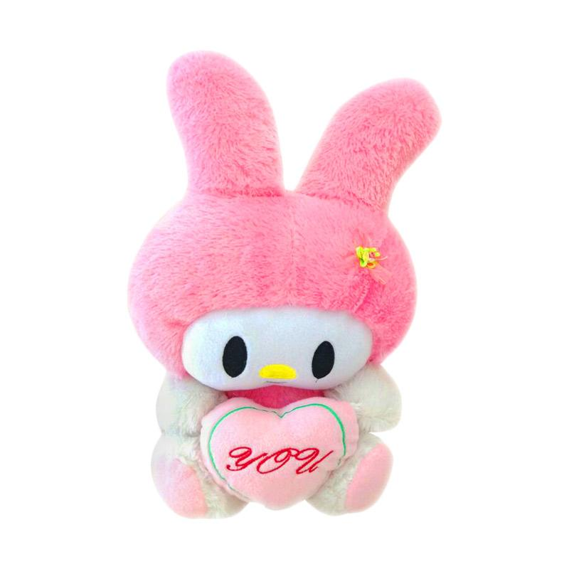 Istana kado IKO00847 Melody Love Raspo L Boneka - Pink