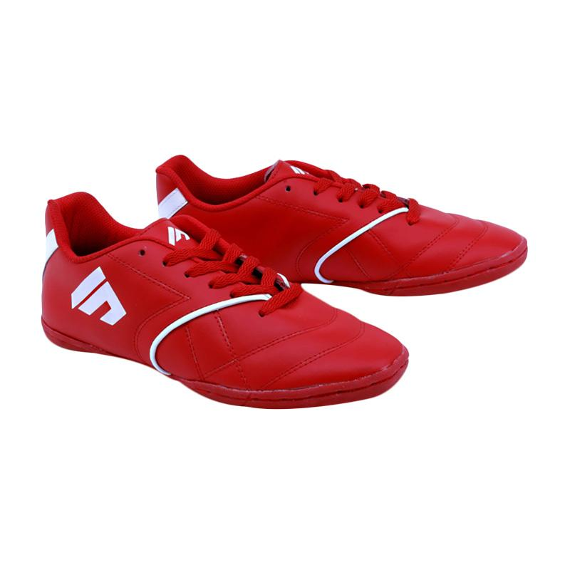 Garsel Sepatu Futsal Pria - Merah [GEH 7500]