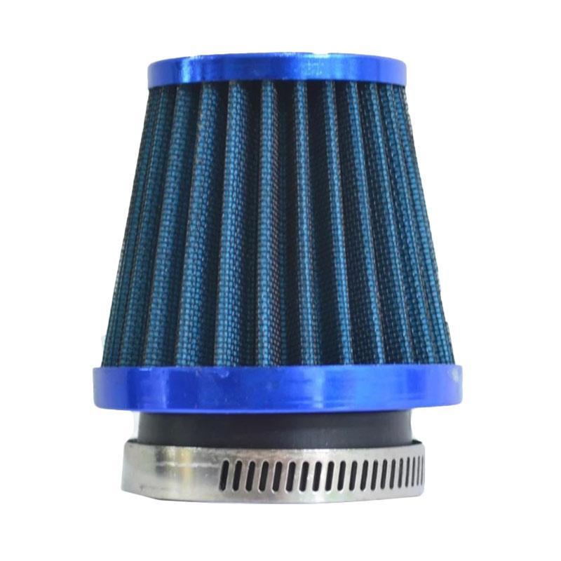 Raja Motor Model Sarang Tawon TMG Filter Carburator - Biru [FIC9029-Biru2]