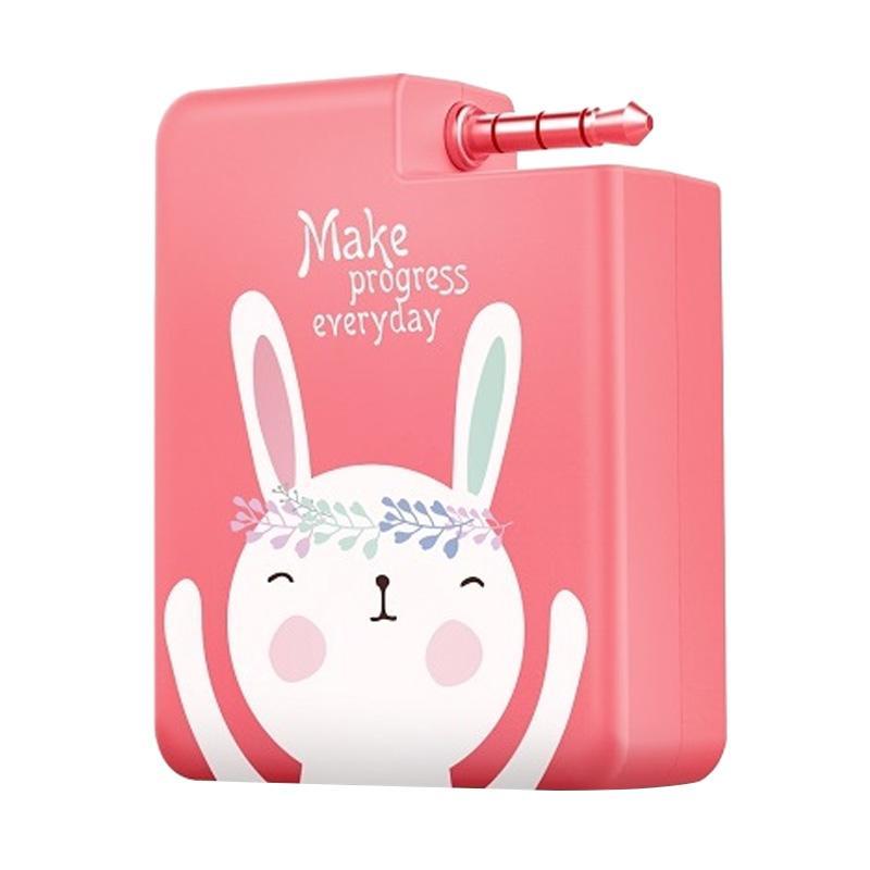 harga Xiaomi MiFa H1 Stereo Mini Audio Portable Speaker - Merah Muda [3.5mm] Blibli.com