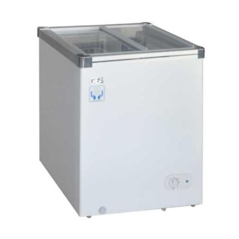 GEA GETRA SD-100 Sliding Flat Glass Freezer