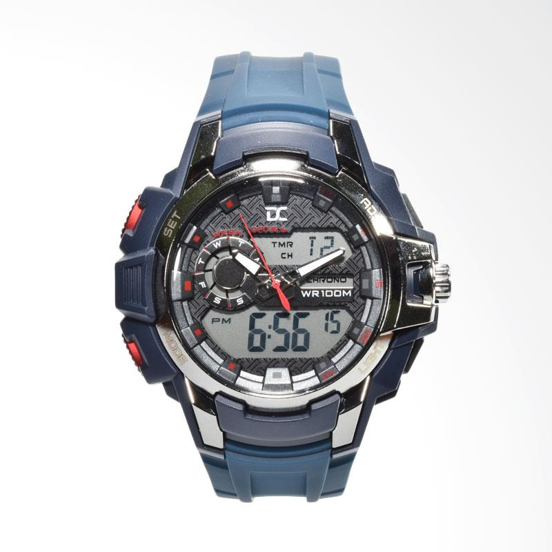 Digitec Collection Jam Tangan Pria - Biru [DA-5002M-8161]