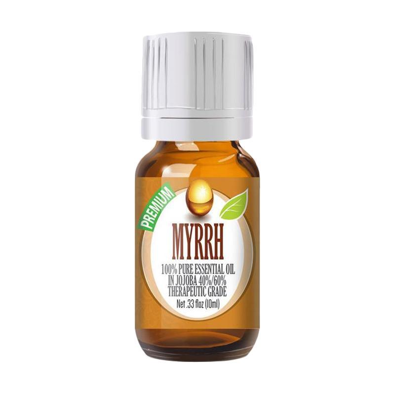 Healing Solutions Myrrh Essential Oil [10 mL]