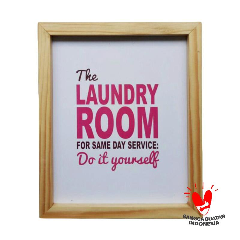 Jual Stiletto In Style Poster Laundry Room Dekorasi Dinding Online Desember 2020 Blibli