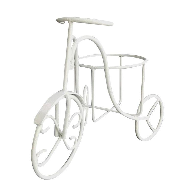 harga Rak Unik Bentuk Sepeda Rak Pot Bunga Blibli.com
