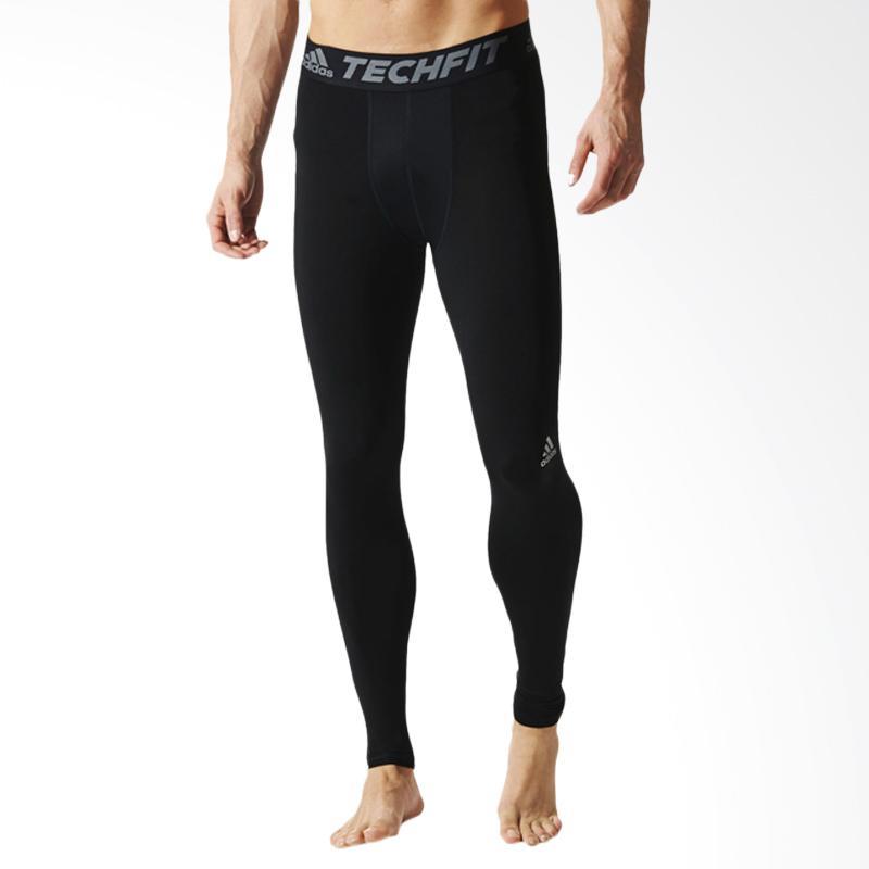 harga adidas Originals Techfit Base Tight Celana Olahraga Pria - Black [Al3370] Blibli.com