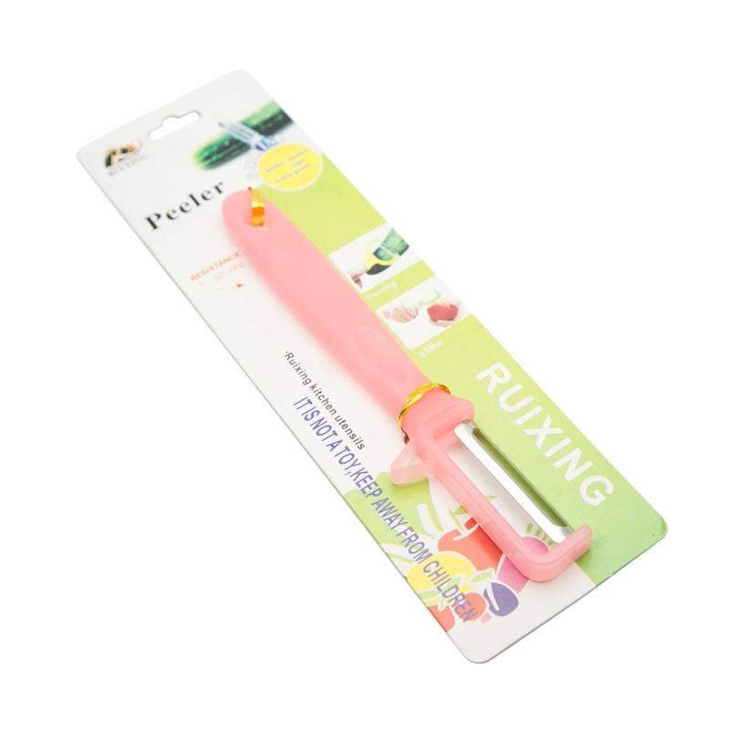 OEM Plastik RuiXing PRX Peeler - Pink