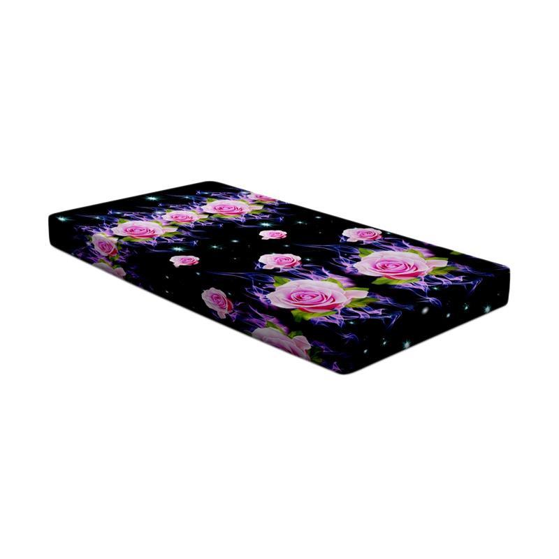 harga Monalisa Motif Flame Disperse Sarung Kasur [Tinggi : 15 cm] Blibli.com