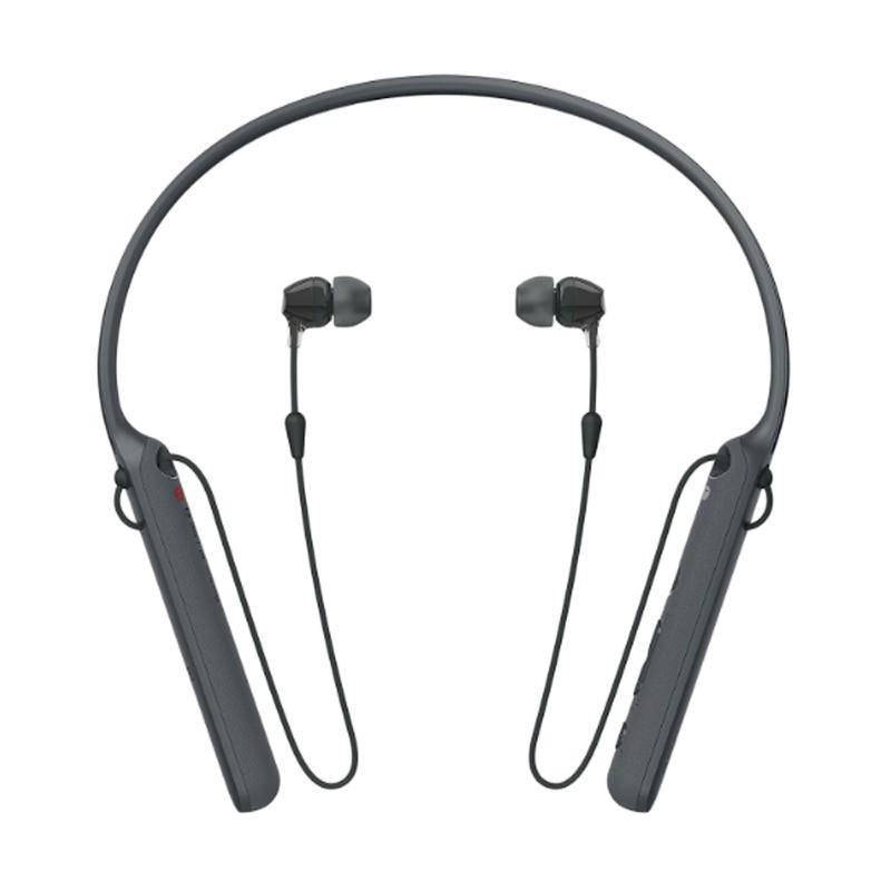 SONY WI-C400 Wireless Behind-Neck In Ear Headset - Black