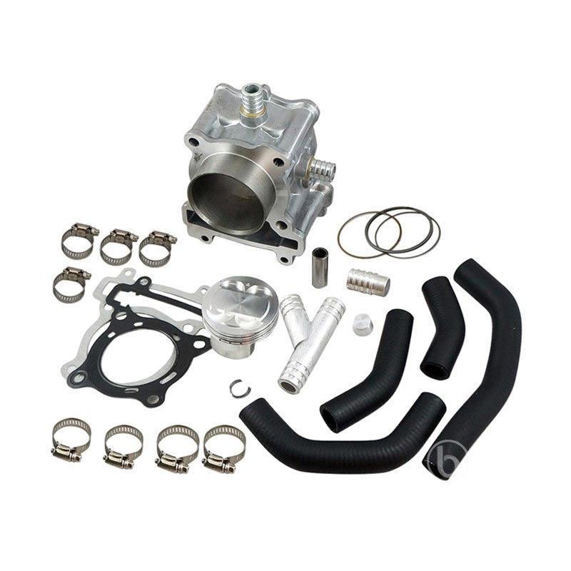 harga DCR Radiator Forged Piston Blok Bore Up Mesin 63 mm for Yamaha New Jupiter MX 135 [Up to 184 cc] Blibli.com