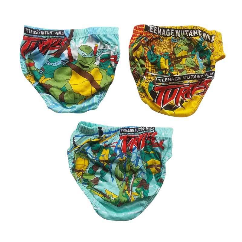 harga Ridges New Ninja Turtle Celana Dalam Anak Laki Laki [3 Pcs] Blibli.com
