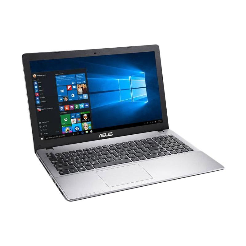 harga Asus X550IU-BX002D Notebook - Grey [AMD-FX-9830P/1TB/8GB/RX460 Polaris 11 4GB/DOS/15.6