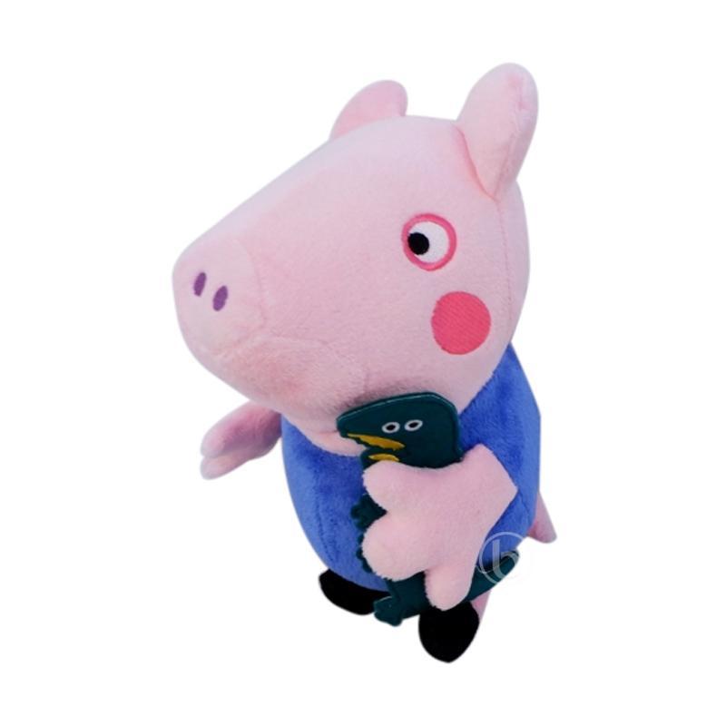 Istana Boneka Peppa Pig - Blue [10 Inch]