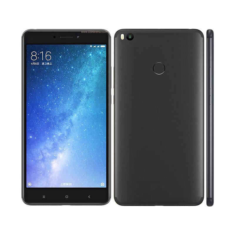 Harga Xiaomi Mi Max 2 Smartphone – Black [64GB/ 4GB]