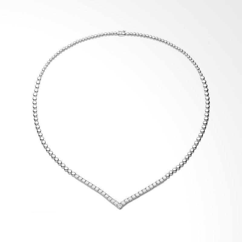 My Jewel MJ-CPBN-WN000 Kalung Diamond