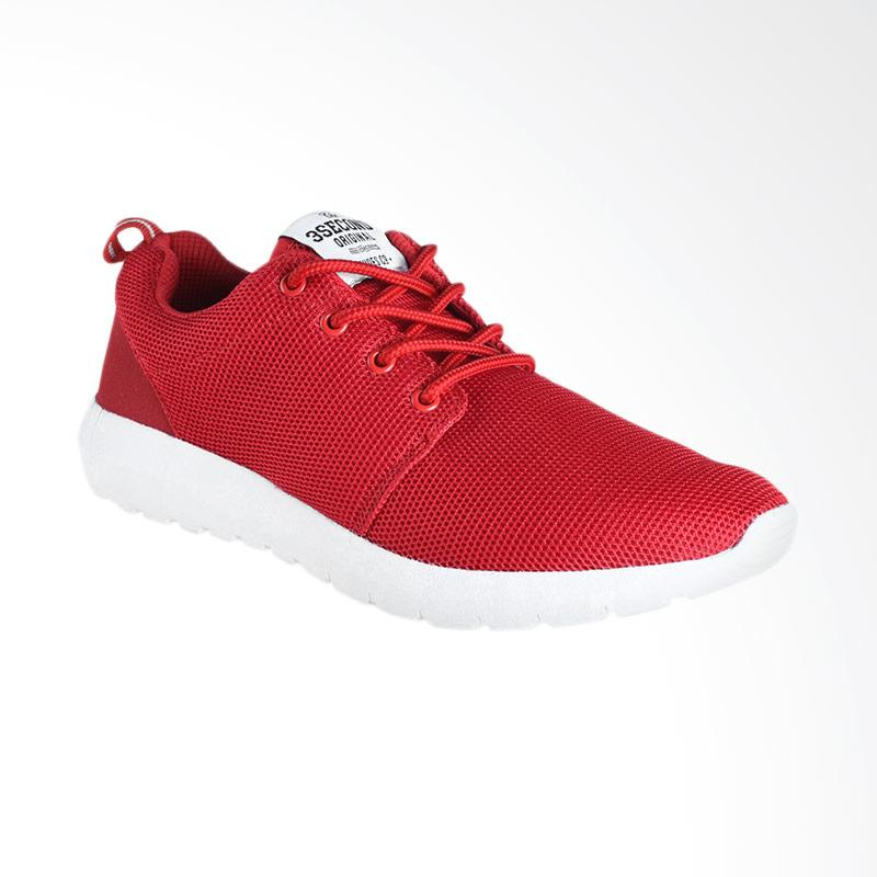 3SECOND 0712 Men Shoes - Red [107121718]