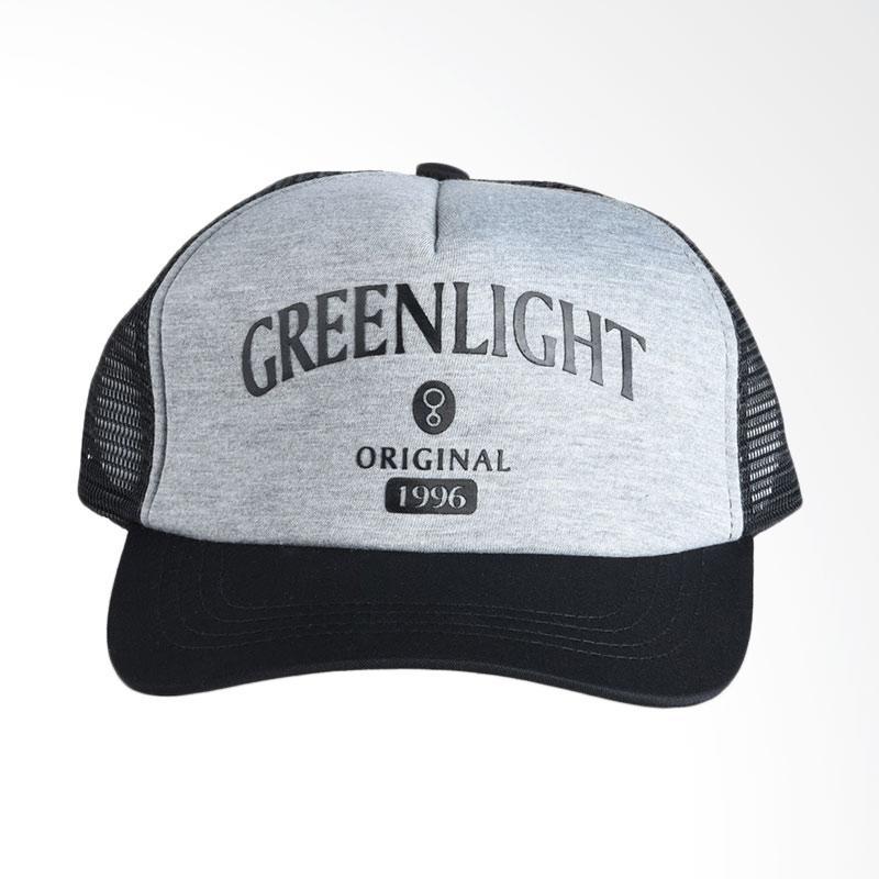 Greenlight 4110 Men Hat - Black [241101718]