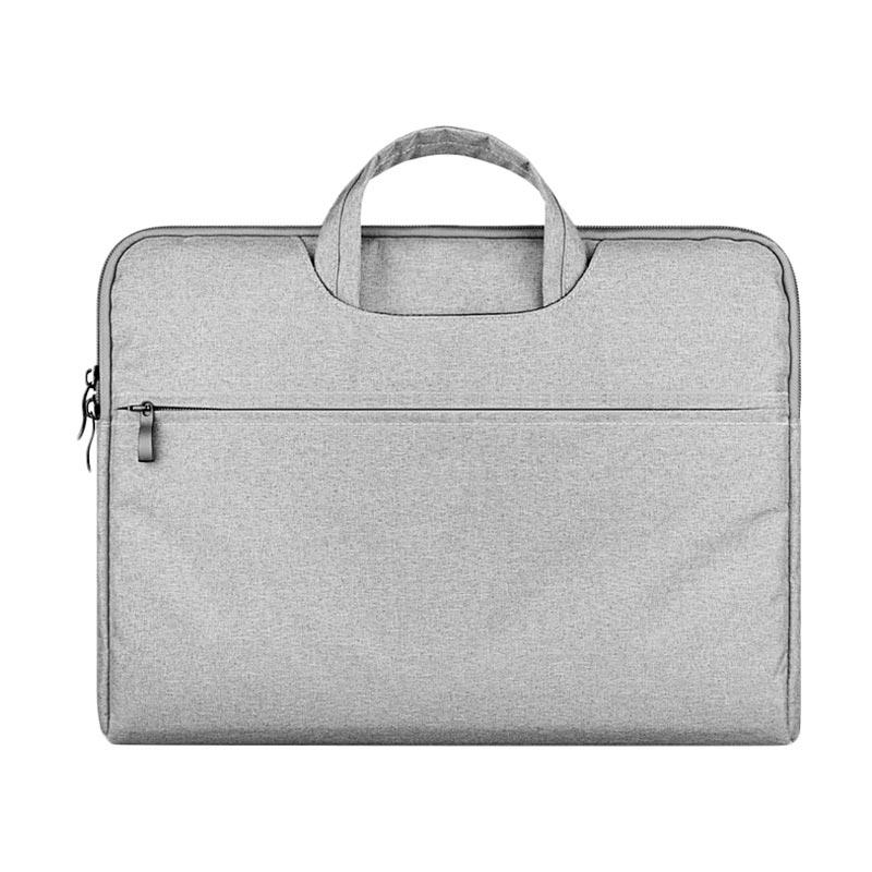 Cooltech Softcase Tas Laptop for Macbook 13 Inch - Grey
