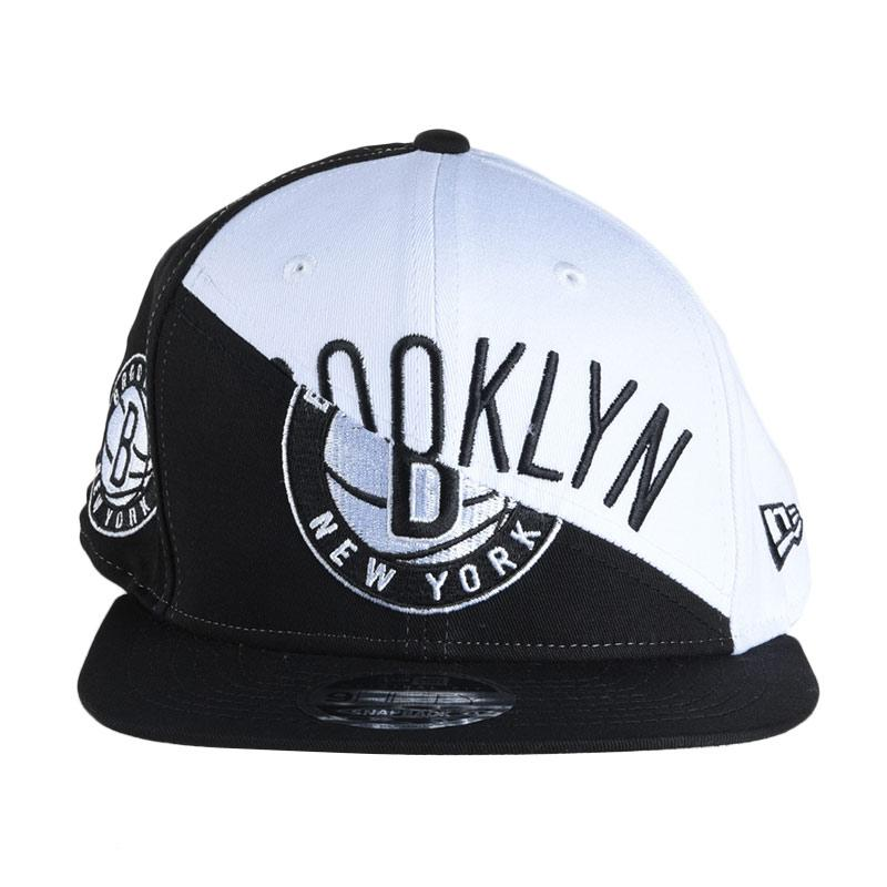 harga New Era NBA Brooklyn Nets 9FIFTY OF NBA SPLIT Topi [11538512 OSFA] Blibli.com