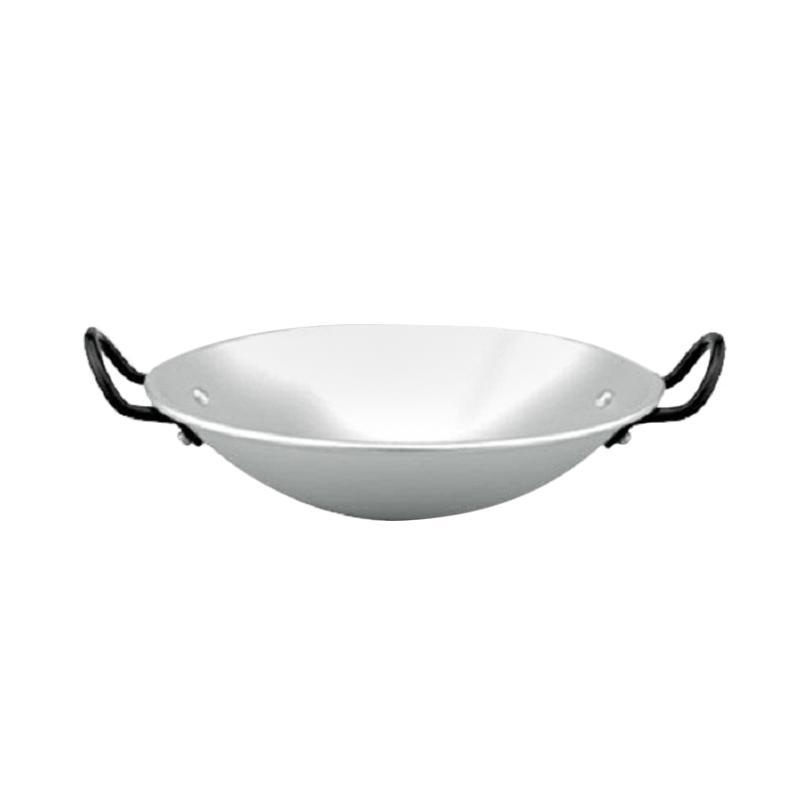 Bima Cookingware Aluminium Wajan [12 Inch/30 cm]