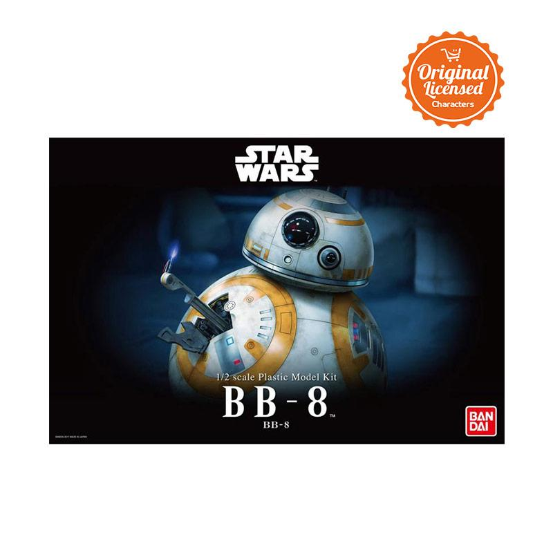 Star Wars Bandai BB-8 Model Kit [1/2 Scale]
