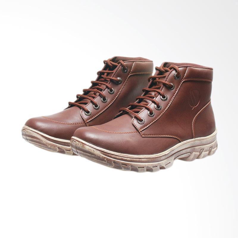 BSM SOGA BIS 115 Sepatu Boots Pria