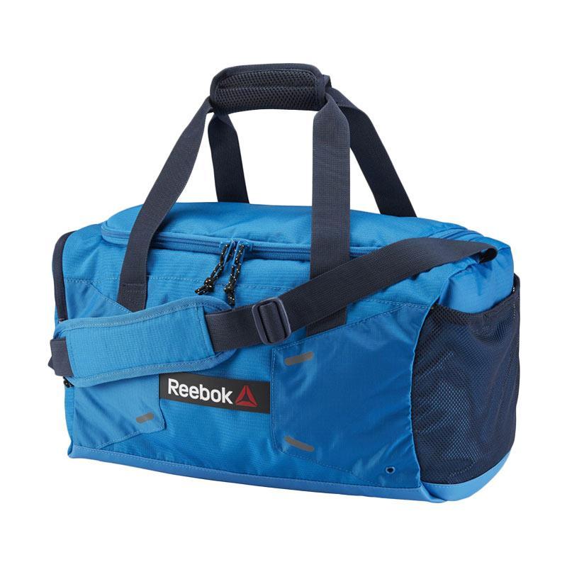 Reebok One Series S32L Grip Blue Sport Tas Olahraga [AY0238]