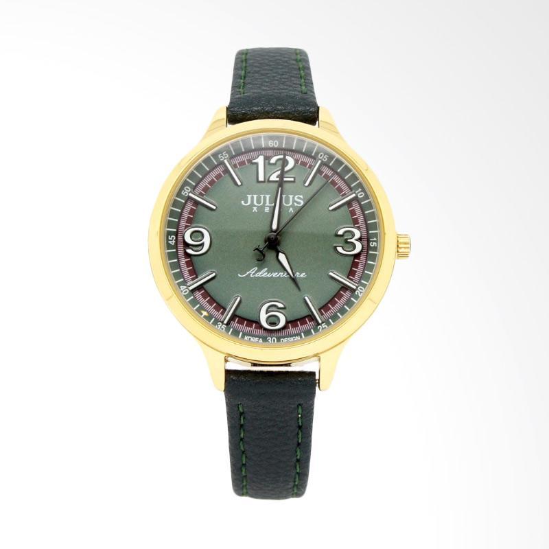 Julius JA-940-LD Jam Tangan Wanita - Dark Green