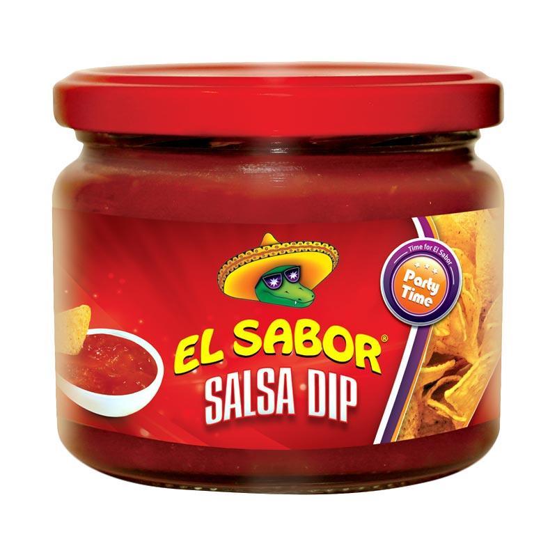 harga El Sabor Salsa Sauce Saus [315 g] Blibli.com