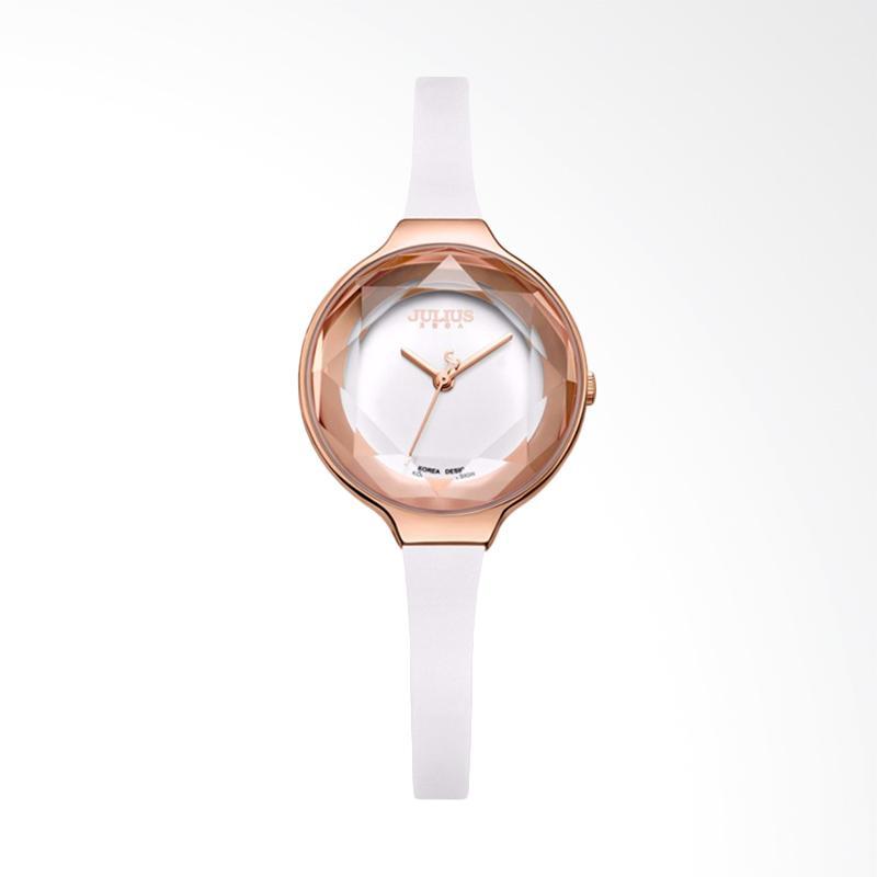 Julius JA-962-A Jam Tangan Wanita - White