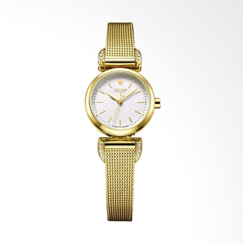 Julius JA-971-B Jam Tangan Wanita - Gold
