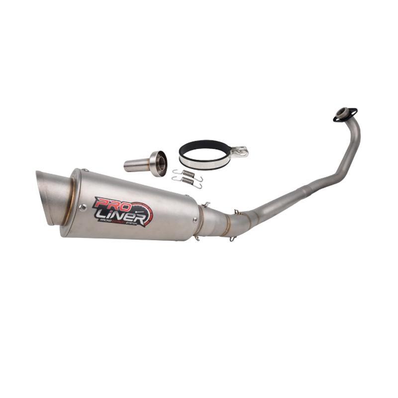 Pro Liner TR-1 Short Series Knalpot Motor for Honda Sonic 150