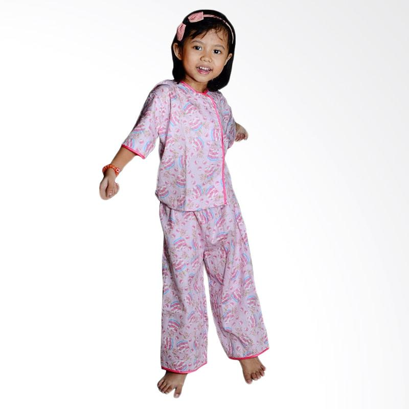Kirana Kids Wear Cake Piyama Anak - Pink